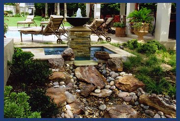 Residential & Commercial Fountains - Aqua Terra Company Dallas Fort Worth Texas - Water Features - Residential & Commercial Floating fountains Dallas Fort Worth Texas drainage irrigation dallas texas, drainage irrigation fort worth texas