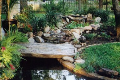 Dallas Water Company >> Landscape Design Dallas Texas Residential Commercial