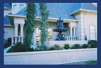 residential fountain design residential fountains fort worth